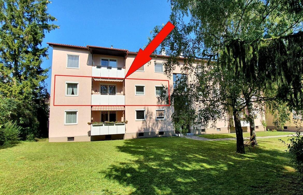 Foto - ruhig gelegene 3 Zimmer Eigentumswohnung mit Balkon
